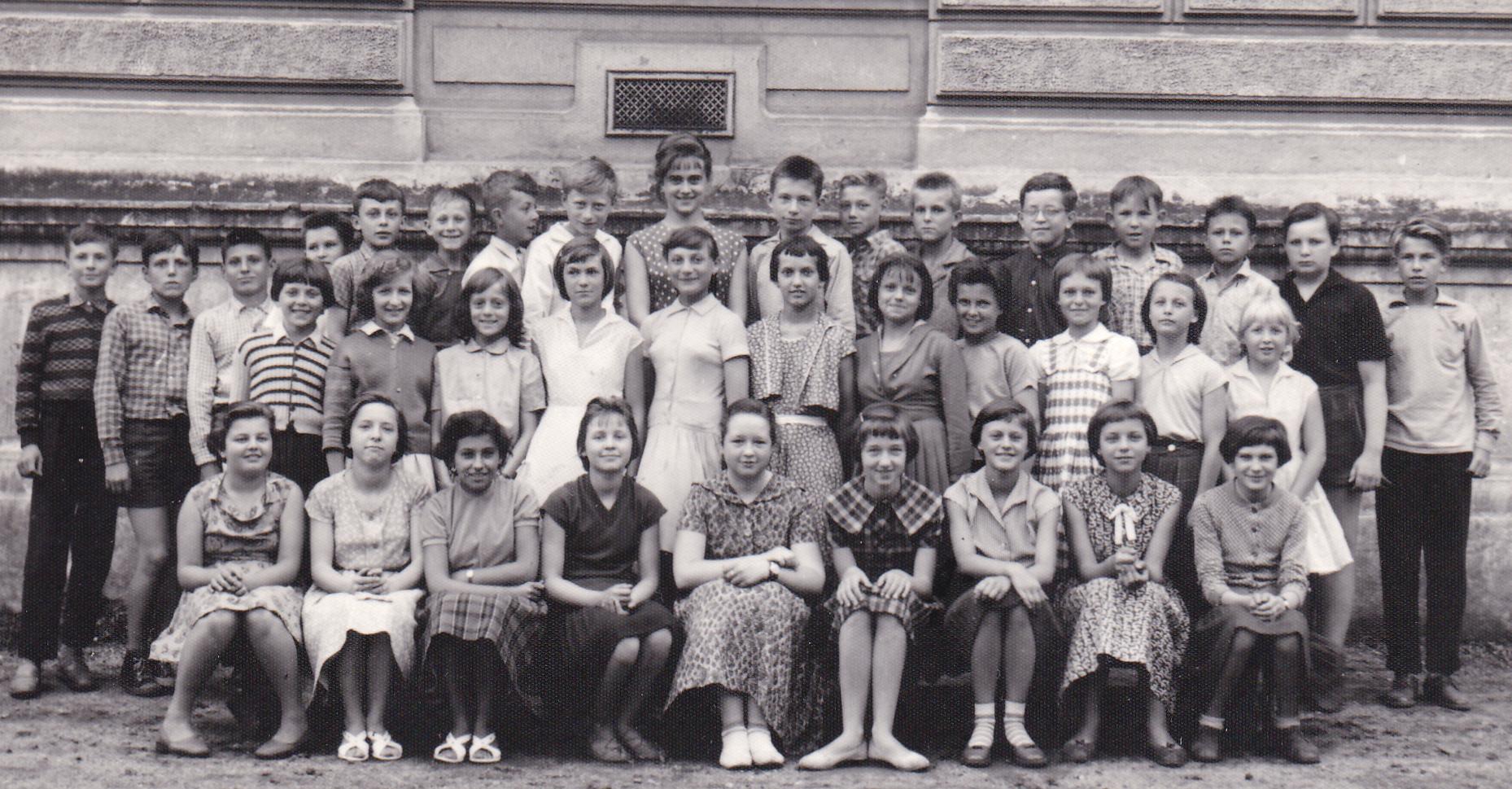 Moje první třída - Základní škola Břeclav